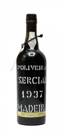 1937 D'Oliveiras Sercial Madeira