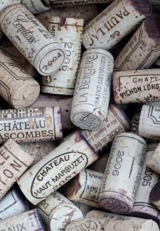 wijnkurken beleggen wijn